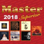【停看聽音響唱片】【CD】Master發燒碟2018