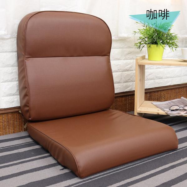 坐墊 椅墊 木椅墊 《雲紋皮面L型沙發實木椅墊》-台客嚴選