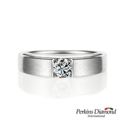 PERKINS 伯金仕 Joseph男仕系列 鑽石戒指