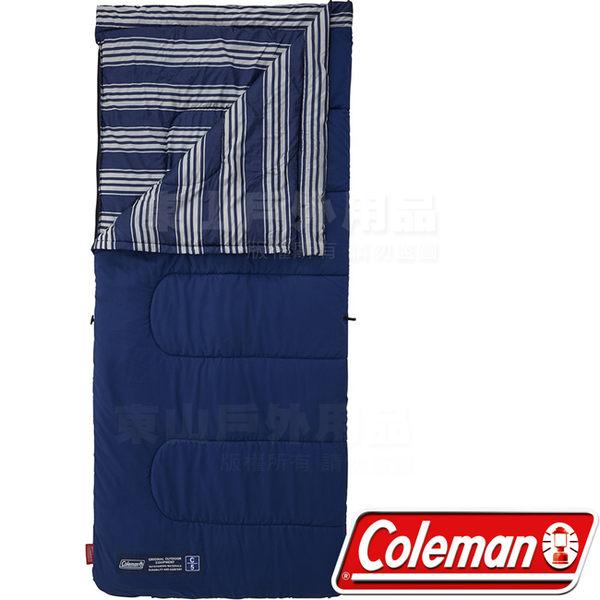 Coleman CM-31098 EZ足部刷毛睡袋 適溫5度睡蛋 公司貨
