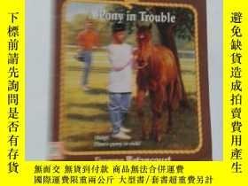 二手書博民逛書店A罕見PONY IN TROUBLE【582】Y10970 PO