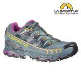 【LA SPORTIVA】ULTRA RAPTOR GTX 防水透氣越野跑鞋 石版灰/紫 女款 #26S903500