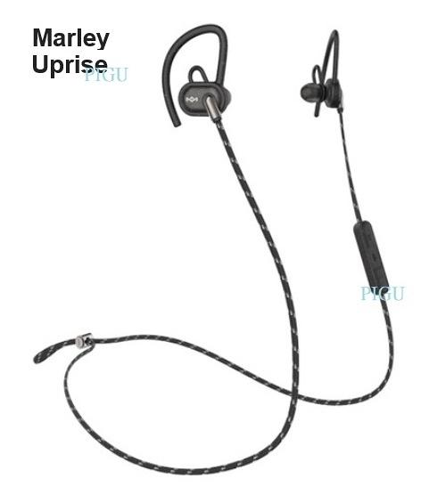 平廣 送袋 公司貨保固一年 Marley Uprise 經典黑色 金沙黑色 湖水藍色 藍芽耳機 耳機 耳道+耳掛