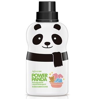 快潔適貓熊抗菌洗衣精-1000gm