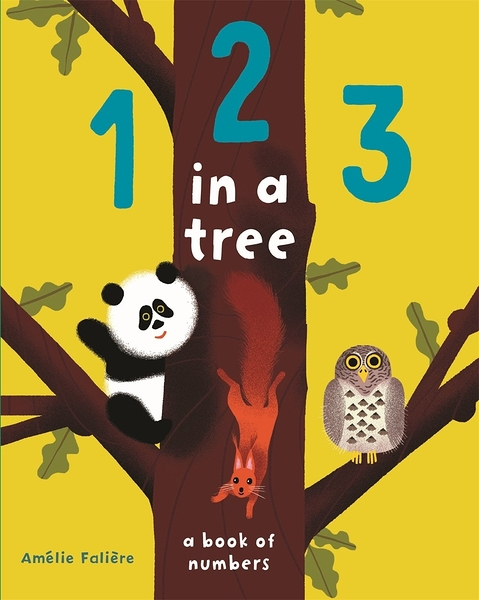 123 In A Tree A Book Of Numbers 樹上數123 精裝硬頁書