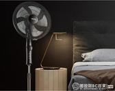 TCL電風扇落地扇家用靜音搖頭機械定時台式立式宿舍節能工業電扇     《圓拉斯3C》