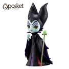 日本限定 迪士尼 反派壞人系列 Qposket 梅菲瑟 黑魔女 模型公仔 (綠魔杖)