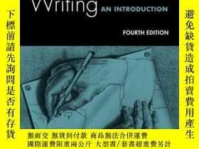二手書博民逛書店Philosophical罕見Writing: An Introduction, 4th EditionY41