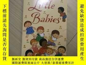 二手書博民逛書店ten罕見little babies gyo fujikawaY