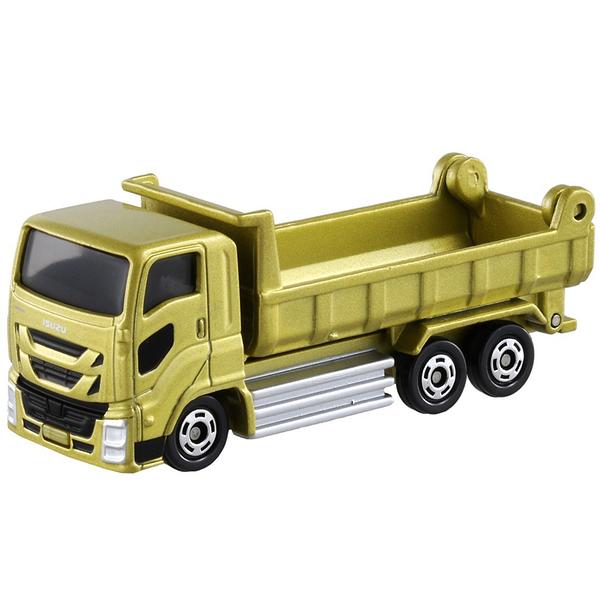 《TOMICA火柴盒小汽車》TM101 ISUZU GIGA DUMP TRUCK╭★ JOYBUS玩具百貨