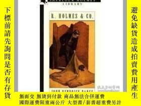 二手書博民逛書店R.罕見Holmes & Co.: Being The Remarkable Adventures Of Raff