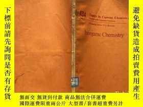 二手書博民逛書店124罕見Topics in Current Chemistry