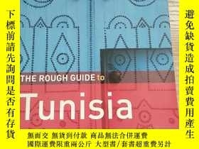 二手書博民逛書店The罕見Rough Guide to Tunisia 8 Paperback – Feb 16 2009 by