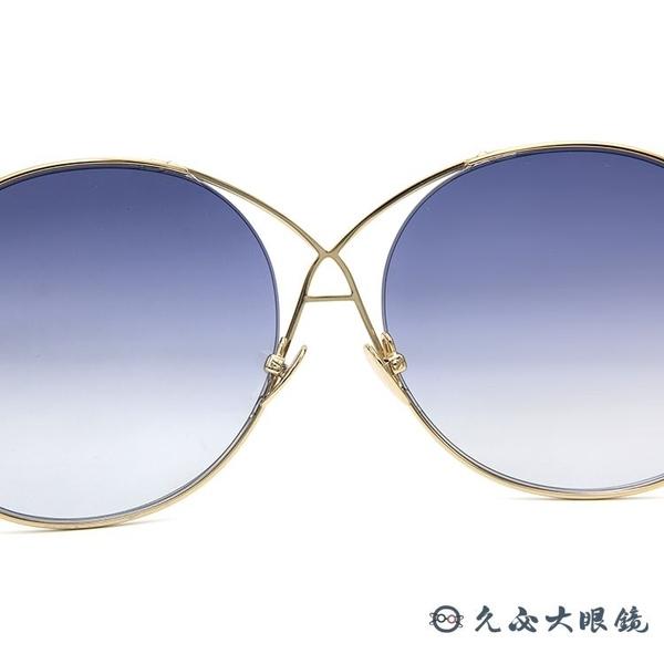 SPEKTRE 太陽眼鏡 INFINITY (金) 圓框 漸層紫 墨鏡 久必大眼鏡