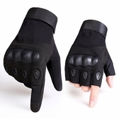戶外半指手套男摩托車騎行軍迷特種兵防滑割健身運動露指戶外手套