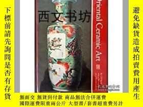 二手書博民逛書店【罕見】1980年 Oriental Ceramic ArtY2