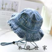 【618好康又一發】漁夫帽子女春夏出游逛街遮陽