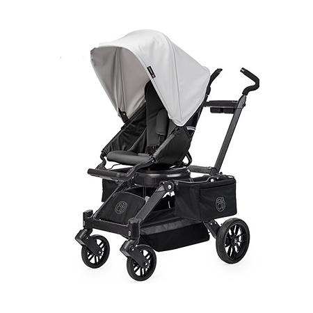 Orbit baby G3 黑座椅 功能超級強大的全方位嬰兒推車-slate[衛立兒生活館]