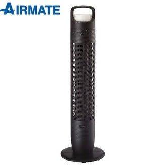 AIRMATE 艾美特 直流馬達大廈扇 FT68R 日本設計,霧黑流線 直流馬達省電設計