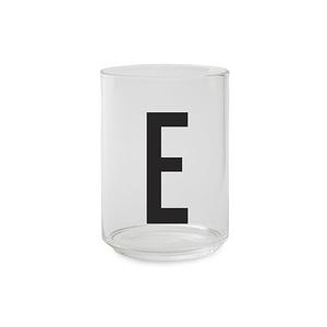 Design Letters 字母玻璃杯 E