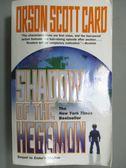 【書寶二手書T8/原文小說_MAF】Shadow of the Hegemon_Card, Orson Scott