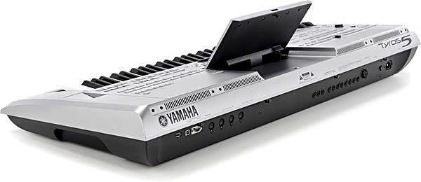 YAMAHA tyros5 -61鍵 專業舞台表演用電子琴