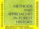 二手書博民逛書店Methods罕見And Approaches In Forest HistoryY255562 Agnole