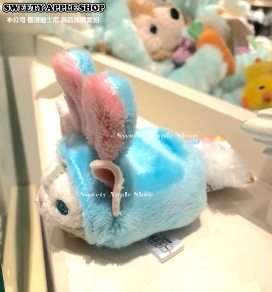(現貨&樂園實拍) 香港迪士尼 樂園限定 畫家貓 TSUM TSUM 茲姆茲姆 復活節 兔裝 沙包玩偶娃娃