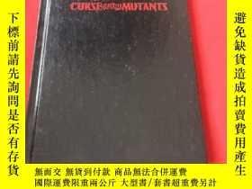 二手書博民逛書店X-Men:罕見Curse of the Mutants【gischier medina】無書衣、精裝Y179
