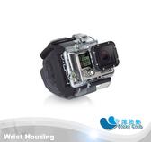 GOPRO 出清特價 手腕帶(HERO3/4) 相機防護盒 Mounts 固定配件 原廠公司貨 (特價品恕不退換貨)