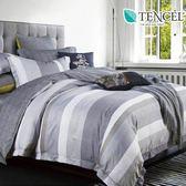 寢好眠  3M吸濕排汗天絲雙人加大鋪棉兩用被套床包四件組-多色選