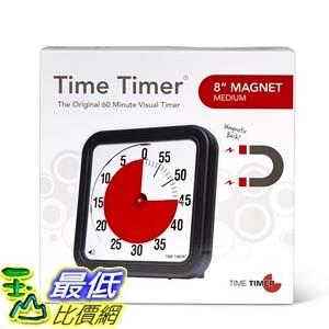 [7美國直購] Time Timer 磁吸式 8 Inch 時間定時器 Time Timer Original MAGNETIC 8 inch; 60 Minute