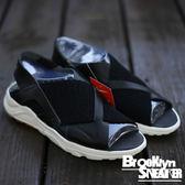 NIKE W Air Huarache Ultra  黑白 武士  襪套  涼鞋 女鞋 ( 布魯克林 ) 2017/5月 885118-001