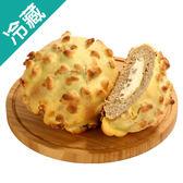 軟式歐包系列-黃金咖啡乳酪/2個(120G±5%/個)【愛買冷藏】