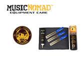 【小麥老師樂器館】銅條清潔5件裝組 吉他 銅條 清潔膏 遮羞棒 擦拭布 MusicNomad MN124【T133】