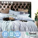TENCEL天絲 加大床包組(含枕套*2)【那丹貝】抑菌防螨、舒適親膚、吸濕排汗