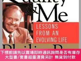 二手書博民逛書店預訂Quality罕見And Me: Lessons From An Evolving LifeY492923