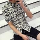 春夏 短袖 襯衫 質感 花襯衫 滿版襯衫 滿版上衣 花襯衫 質感穿搭 短袖襯衫 男