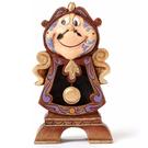 Enesco Disney 迪士尼公主 美女與野獸 時鐘管家葛士華塑像_EN82322