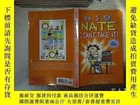 二手書博民逛書店BIG罕見NATE I CAN T TAKE IT 大內特,我受不了Y261116