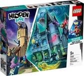 樂高LEGO HIDDEN SIDE 神秘幽暗城堡 70437 TOYeGO 玩具e哥