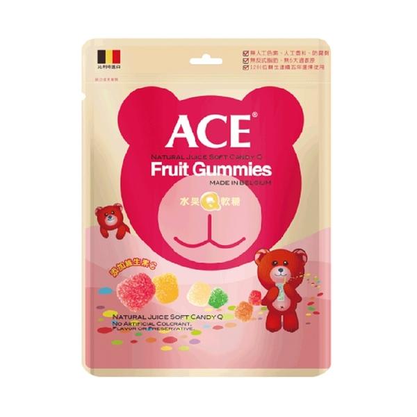 ACE軟糖 - 水果Q軟糖 (240g) 比利時原裝進口