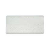 HOLA Super Cool 涼感透氣記憶枕曲線標準型H10cm