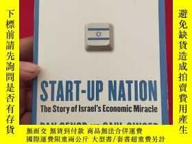 二手書博民逛書店Start-up罕見Nation: The Story of I