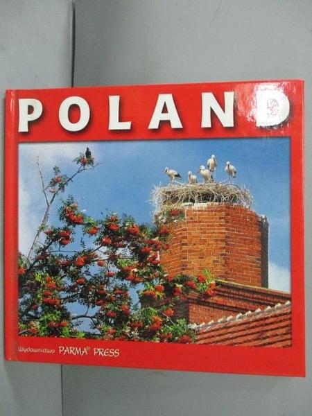 【書寶二手書T3/旅遊_HHM】Poland_Bogna Parma