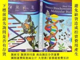 二手書博民逛書店Insect罕見Biochemistry and Molecular Biology 昆虫生物化学和分子生物学