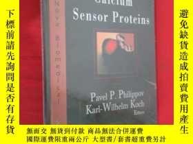 二手書博民逛書店Neuronal罕見Calcium Sensor Proteins ( 16開,硬精裝 ) 【詳見圖】Y546