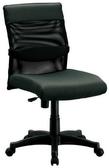 HP348-04 辦公椅/方塊布+黑網布/氣壓+後仰