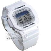 SKMEI 彩色繽紛 休閒多功能 夜間冷光照明 運動錶 電子錶 女錶 學生錶 SK6918白