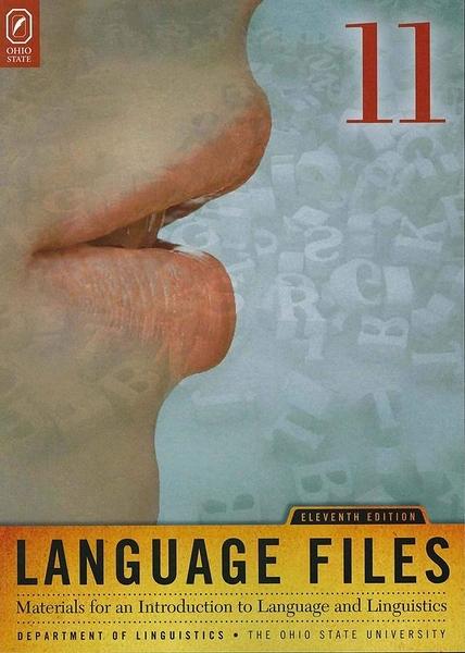 (二手書)Language Files:Materials for an Introduction